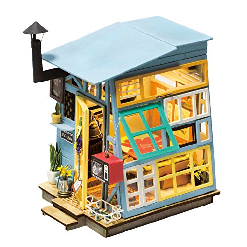 ROBOTIME DIY House Decor with Accessories Now $10.40 (Was $26)