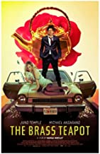 The Brass Teapot (2013) 11 x 17 Movie Poster - Style A