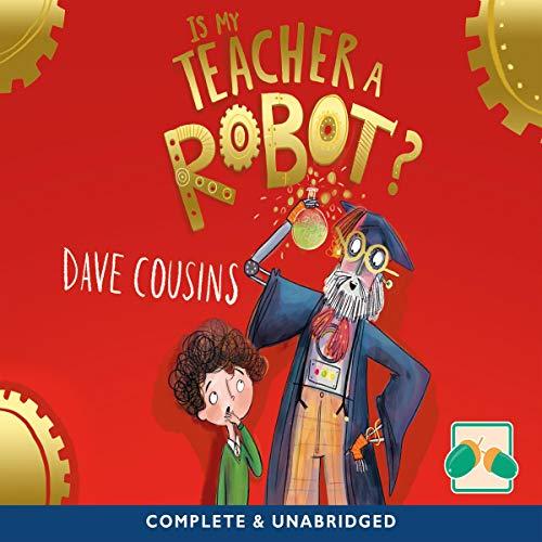 Is My Teacher a Robot? cover art