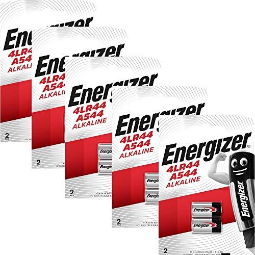 Energizer, 4LR44,A544, 6V Alkaline Batterie (10Stück)