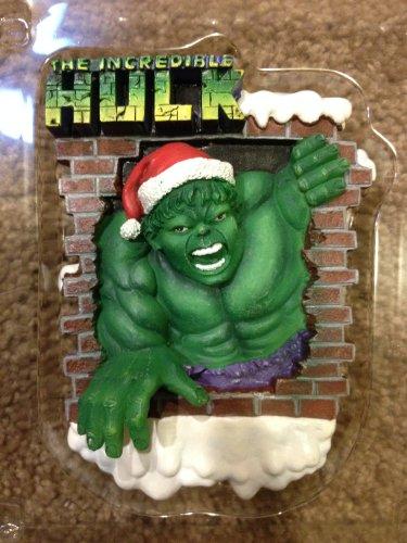 O Incrível Hulk – Enfeite de feriado – MarVEL Commics – Kurt S Adler