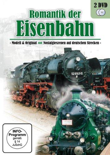 Romantik der Eisenbahn - Modell & Original und Nostalgieszenen [2 DVDs]