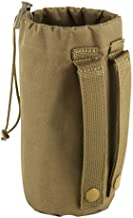 NcSTAR NC Star CVBP2966T, Molle Water Bottle Pouch, Tan