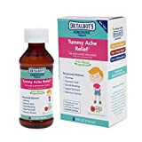 Dr. Talbot's Tummy Ache Relief Liquid Medicine with Natural Ingredients for Children, Includes Syringe, Natural Apple Juice Flavor, 4 Fl Oz