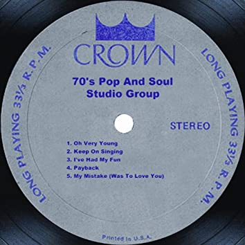 70's Pop And Soul
