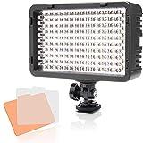 Selens 168 LED Dimmable Ultra High Power Panel Digital Camera/Camcorder Video Light, LED Light for Digital SLR Cameras