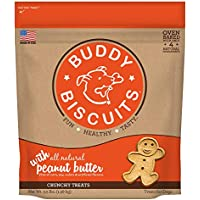 Buddy Biscuits Oven Baked Healthy Dog Treats (Crunchy)