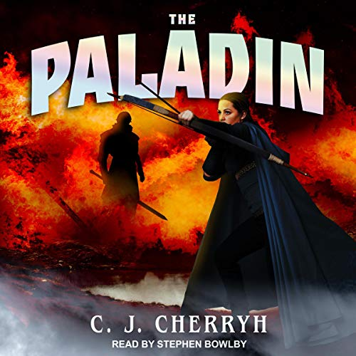 The Paladin cover art