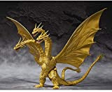 Godzilla King Ghidorah Three Dragons Action Figures Model Collectible PVC Toys Anime Character Model Anime Fans' Favorite Toys 30CM