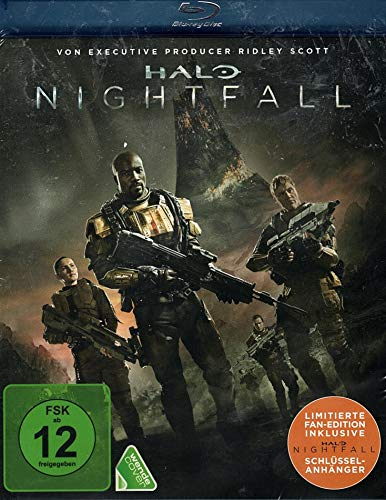Halo - Nightfall - Survival is a Choice (Limitierte Fan Edition)