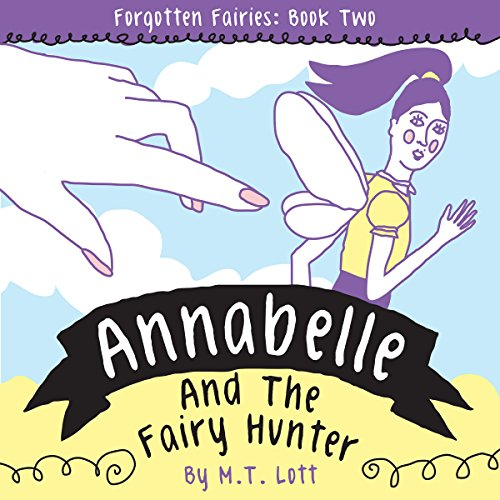 Annabelle and the Fairy Hunter cover art