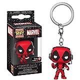 Funko Pocket Pop! Llavero: Marvel - Deadpool (Gamestop) Exclusivo