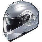 HJC Full Face Helmet IS-MAX 2 SOLID, Metallic Silver