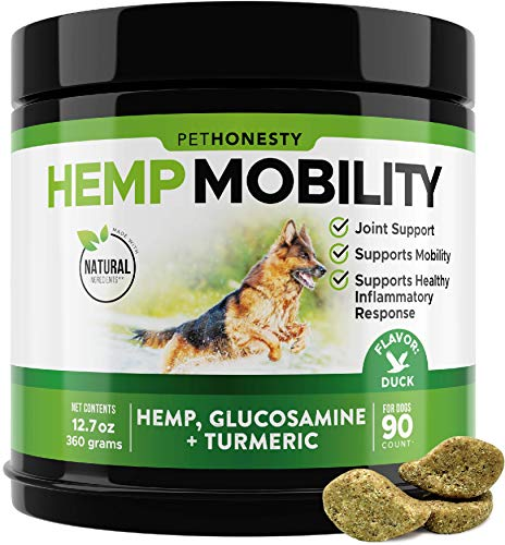 Pet Honesty Hemp Hip & Joint Supplement