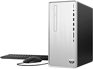 HP Pavillion TP01-066 Gaming Desktop PC, AMD Ryzen 7 3700X (up to 4.4GHz with Boost) 8-Core (Better Than i9-10900), 8GB DD...