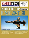 Northrop F-5/F-20/T-38 - Warbirdtech Vol. 44