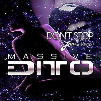 Dont Stop (Jeanxk Remix)