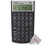 HP 2716570 10bII+ Financial Calculator, 12-Digit LCD by HP