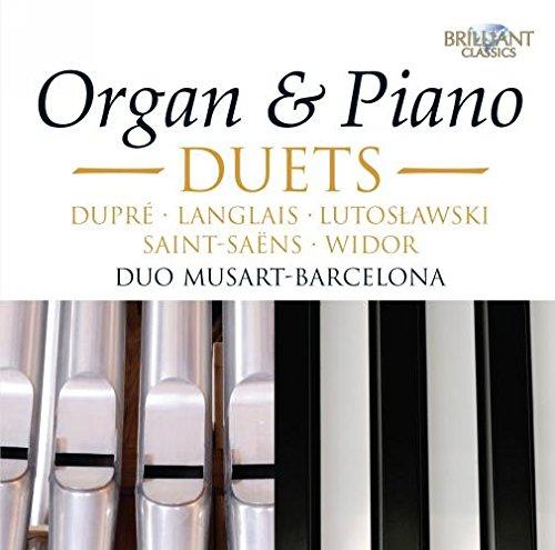 Orgel und Klavier Duette