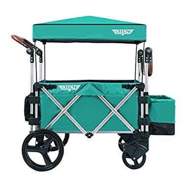 Keenz 7s Stroller Wagon Limited Edition, Teal