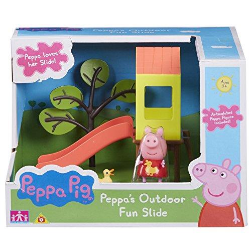 Peppa Pig Juego de diversión para Exteriores, uno suministrado