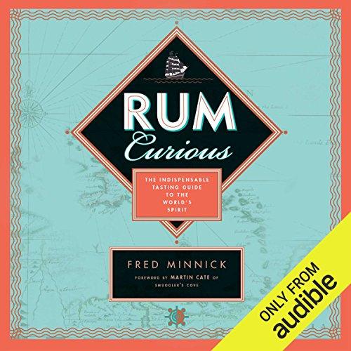 Rum Curious audiobook cover art