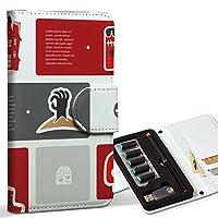 スマコレ ploom TECH プルームテック 専用 レザーケース 手帳型 タバコ ケース カバー 合皮 ケース カバー 収納 プルームケース デザイン 革 ユニーク ハロウィン キャラクター 007185