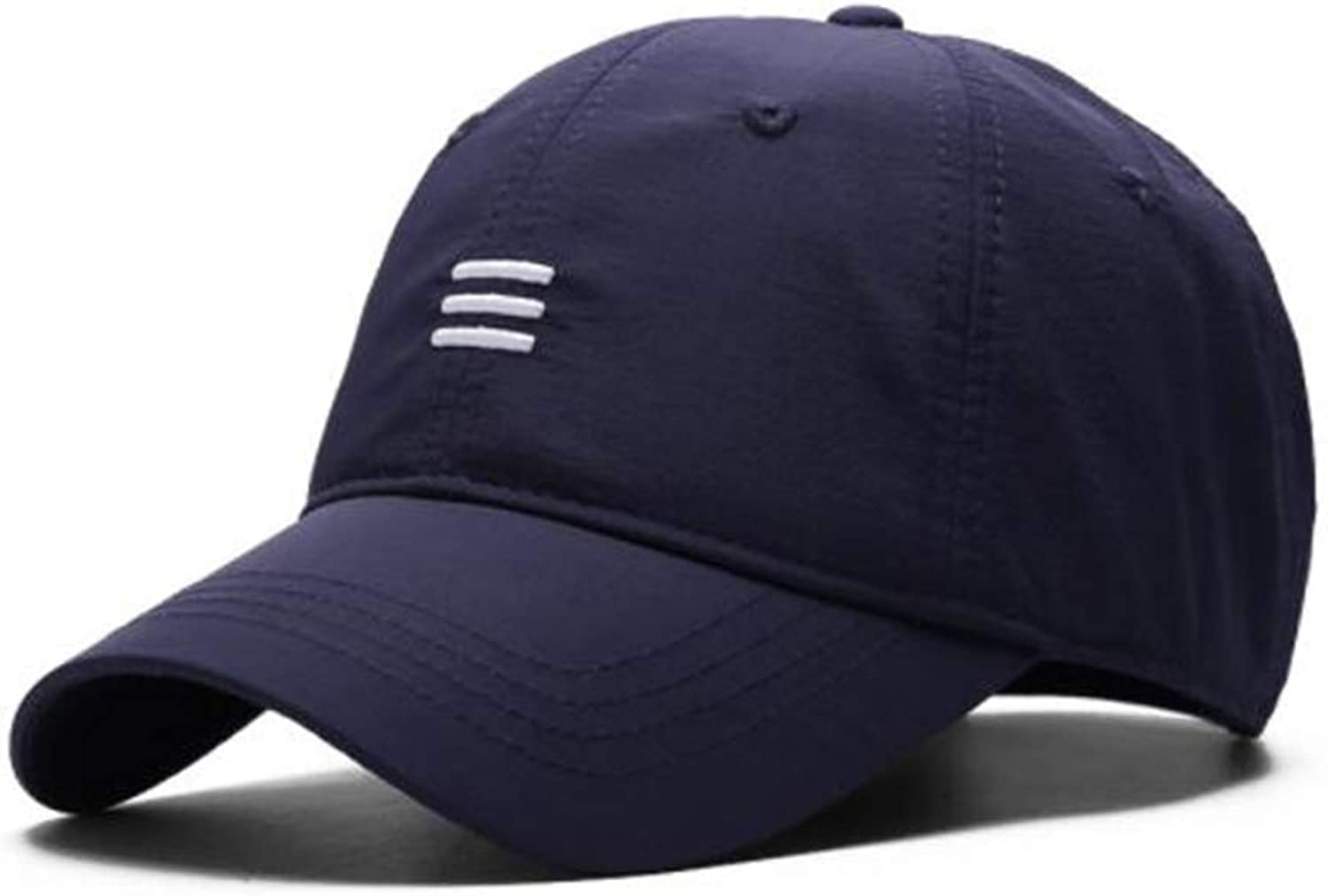 FH Summer Big Head Baseball Cap Outdoor Korean Version of The QuickDrying Mesh Cap Large Size Shade Breathable Cap (color   blueee)