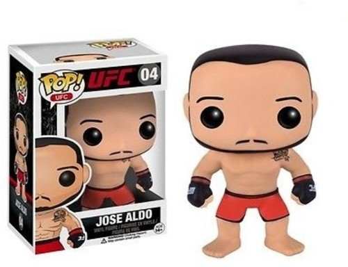 POP! Vinilo - UFC: Jose Aldo