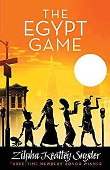 Paperback The Egypt Game Book