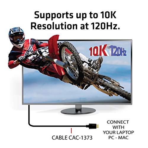 Club 3D Ultra High Speed HDMI 10K 120Hz Kabel 48Gbps 26AWG St./St. 3m