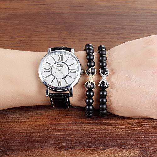 Pulsera Nueva Pulsera De Moda para Hombre Cz Dragon'S Paw Charm Bracelet Lava Rock Beads Bracelet Jewelry Christmas Gifts As527