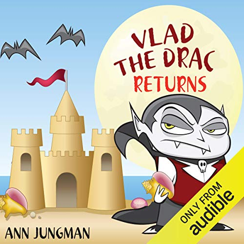 Vlad the Drac Returns audiobook cover art
