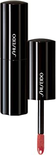 Shiseido Lacquer Rouge # Rd320 Sunburn Lip Gloss for Women, 0.2 Ounce