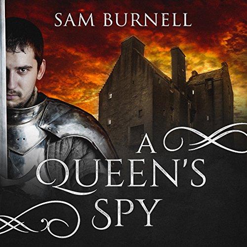 A Queen's Spy audiobook cover art
