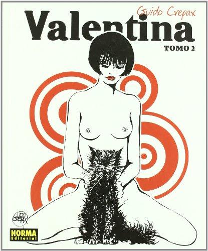 VALENTINA 02 (CÓMIC EUROPEO)