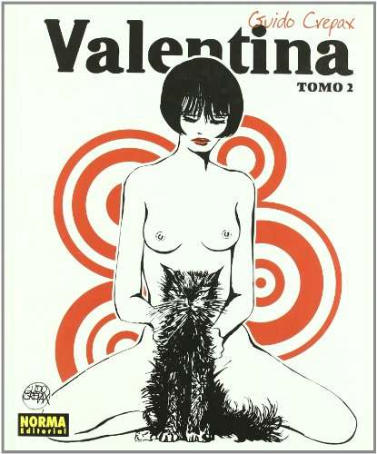 VALENTINA 02 (CÓMIC EUROPEO)