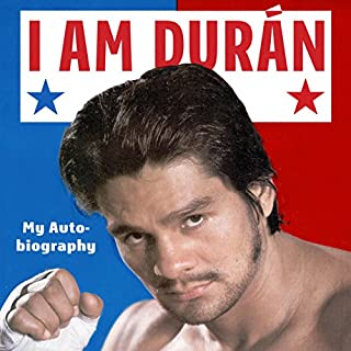 I Am Durán cover art
