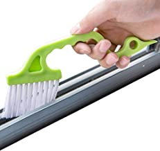 Trycooling Hand-held Groove Gap Cleaning Tools Door Window Track Kitchen Cleaning Brushes..