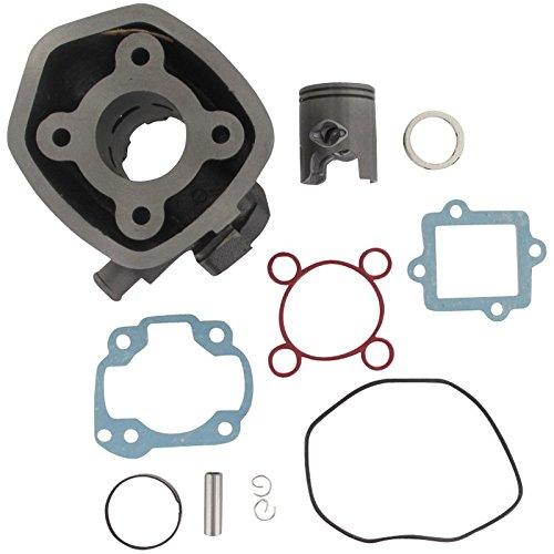 xfight de parts kit cylindre complet H2O D40 Minarelli C4 AC 2takt 50 ccm Bague Nut 1,14 128920