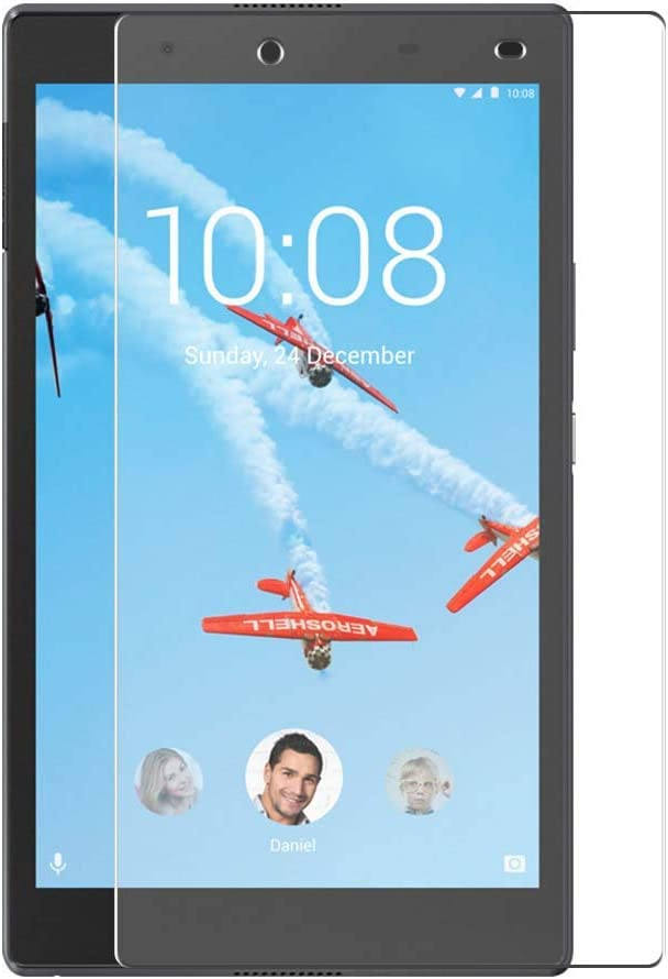 Puccy 4 Pack Screen Protector Film, compatible with Lenovo Tab 4 8