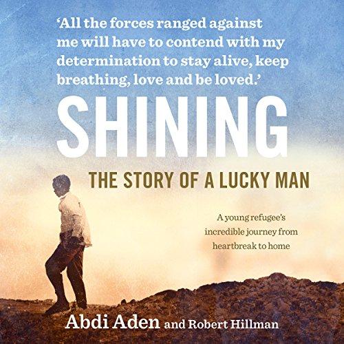 Shining audiobook cover art