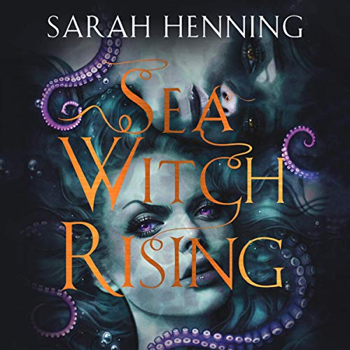 Sea Witch Rising audiobook cover art