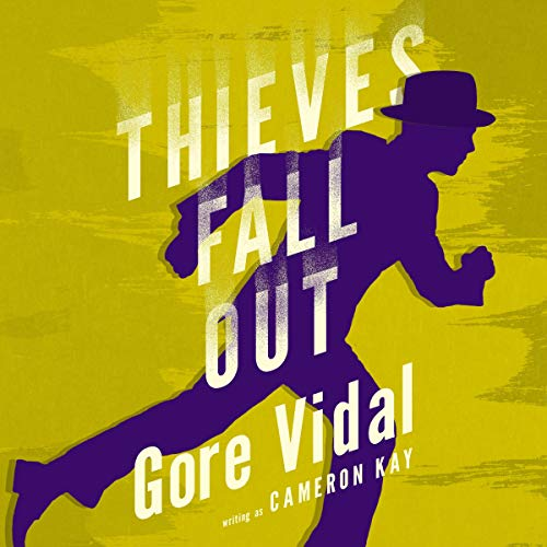 Thieves Fall Out audiobook cover art