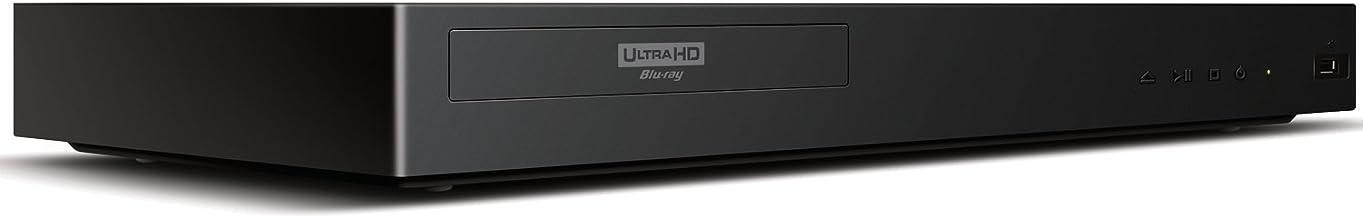 LG 4K Ultra HD Region Free Blu Ray Player - Zone Free A B C PAL NTSC - Dual Voltage - Free HDMI Cable