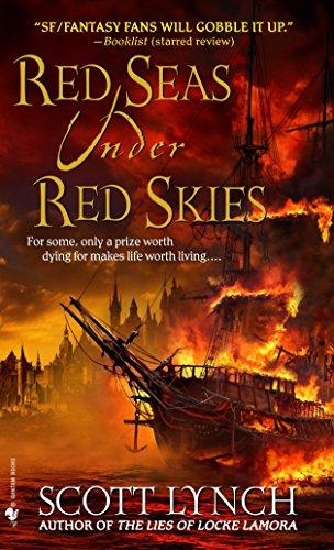 Red Seas Under Red Skies (Gentleman Bastards, Band 2)