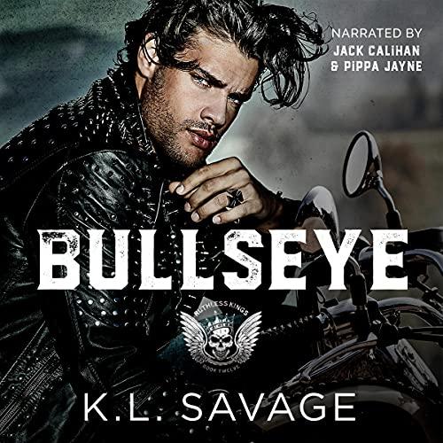 Bullseye Audiobook By K.L. Savage cover art