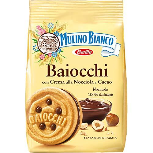 Galleta Mulino Bianco Baiocchi - 260 Gramos