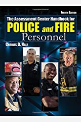 The Assessment Center Handbook for Police and Fire Personnel (4th Ed.) Plastic Comb