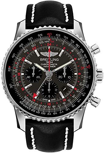 Photo of Breitling Navitimer GMT Limited Edition Men's Watch AB04413A/F573-442X